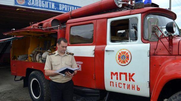 Найближчим часом пожежну інспекцію буде ліквідовано, – Дєєва