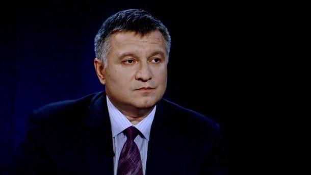 Завозможными беспорядками наМайдане стоит Курченко ,— Аваков