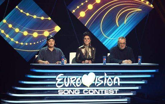 Стали известны все финалисты нацотбора Евровидение-2017