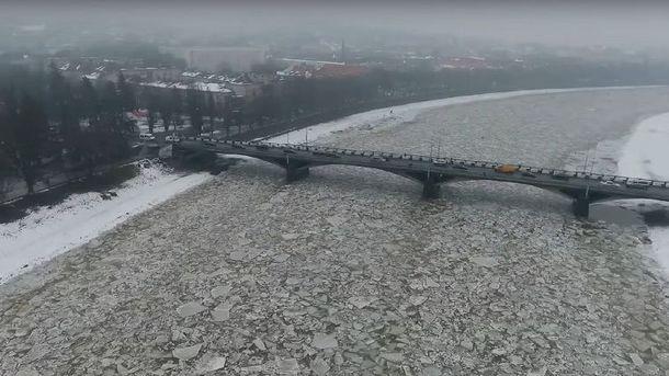 В Україні очікуються природні катаклізми через різку зміну погоди