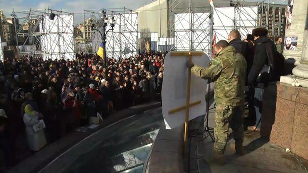 Что было на Майдане: хронология события 19 февраля в Киеве