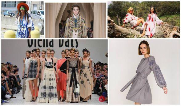 Украинское – это стильно. Как наша культура изменила мировую моду