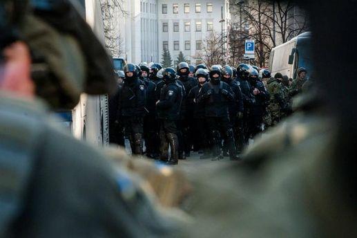 На Майдане собирается Вече: активисты выдвинули власти требования