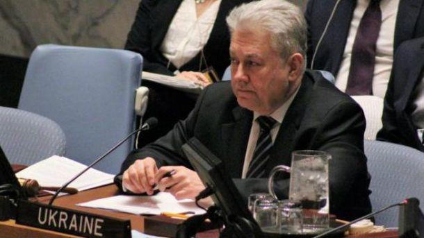 Ельченко: Чуркин мог уйти вотставку, однако так не принял решение