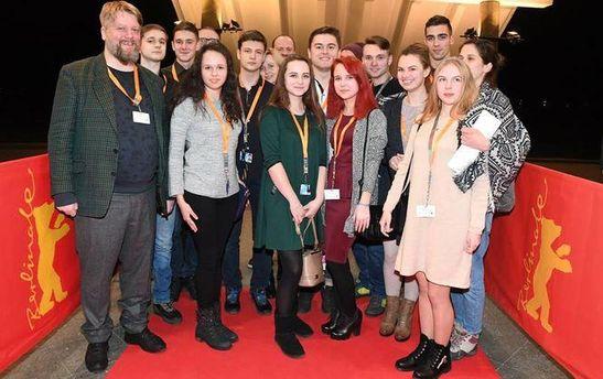 Украинский фильм получил гран-при на Берлинском кинофестивале