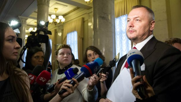 Народный депутат Артеменко хочет публично представить собственный «план» вВашингтоне