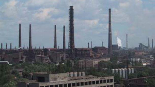 Днепровский меткомбинат остановил производство из-за блокады