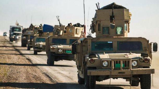 Армия Ирака вошла натерриторию аэропорта Мосула