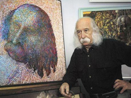 Уукраинского художника Ивана Марчука украли больше ста картин