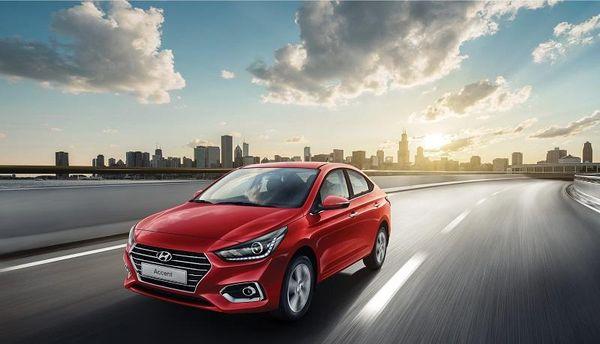 Новый Hyundai Accent: скоро во всех официальных дилерских центрах Украины