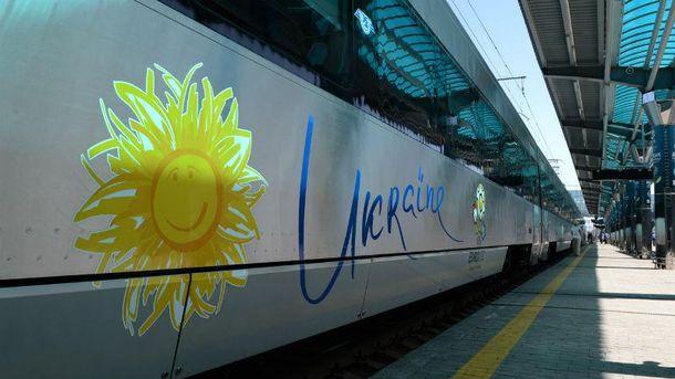 «Укрзализныца» планирует запустить новый международный поезд Ковель-Хелм 1июля