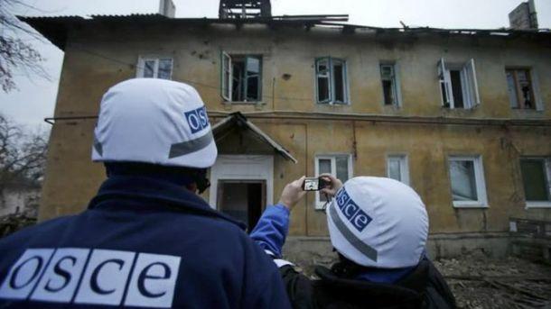 Боевики «ДНР» соружием захватили беспилотник ОБСЕ