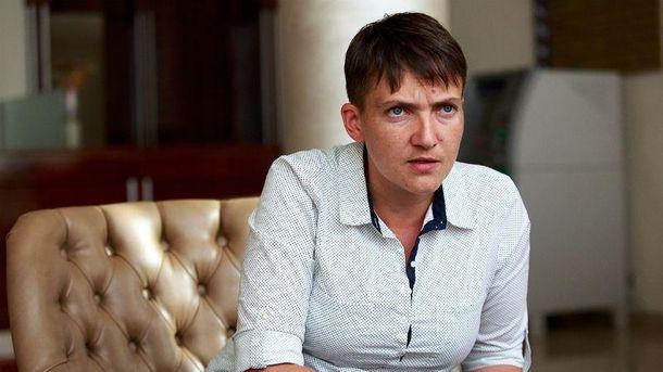 Савченко обвинили вподстрекательстве военных ксвержению власти