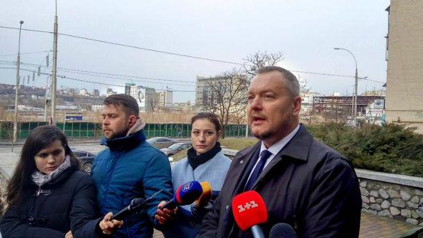Артеменко подтвердил рассмотрение мирного плана поДонбассу вСША