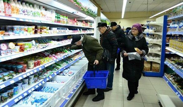 Жизнь на Донбассе: когда в магазине видишь цены, не хочется уже ничего