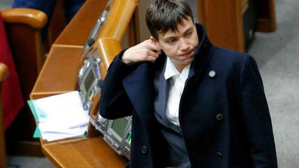 В СБУ готові відкрити кримінальне провадження проти Савченко