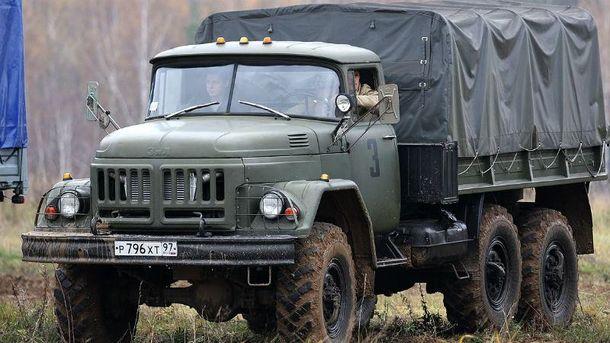 ВДонецкой области военный автомобиль сбил насмерть женщину,— штаб