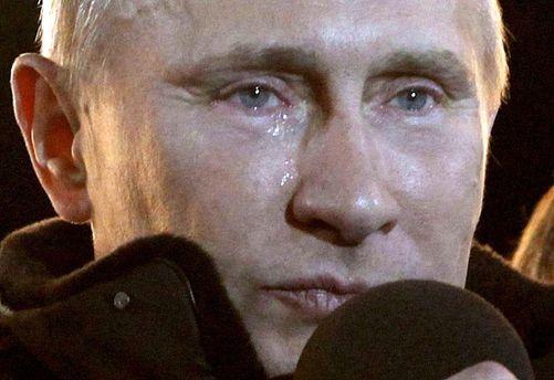 Котячі сльози, або Для Росії двері зачинилися