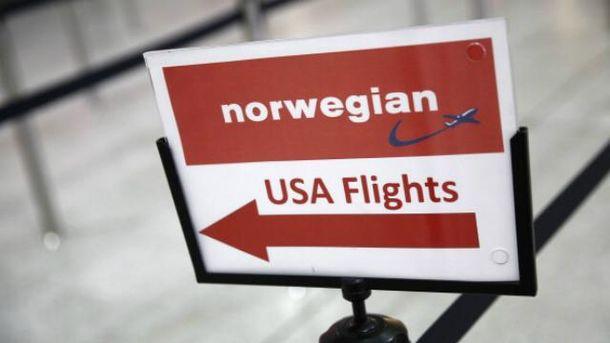Norwegian Air: рейсы вСША за65 долларов
