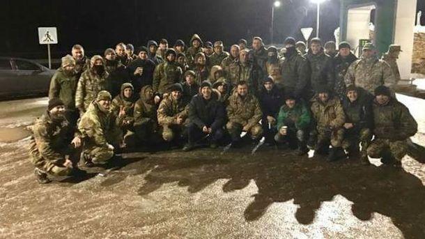 Организаторы блокады оккупированного Донбасса открыли 1-ый редут намариупольском направлении