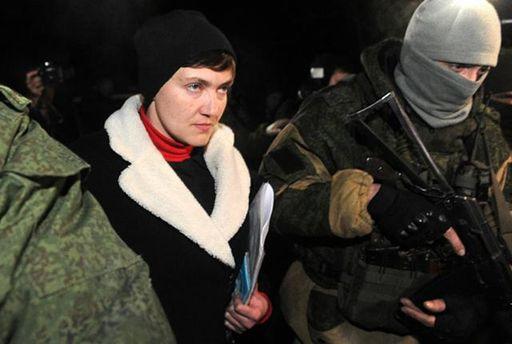 СБУ допросила Надежду Савченко после еепоездки вДонецк