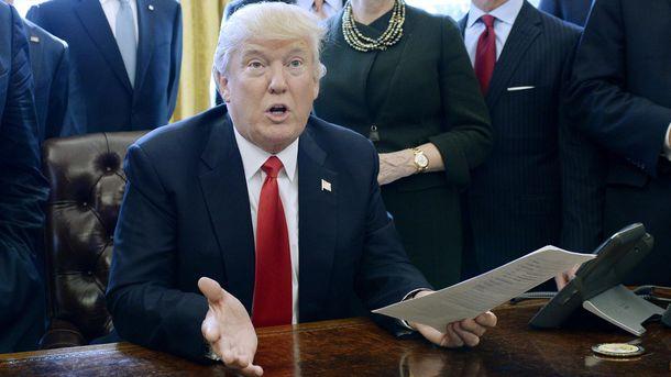 Трамп предрек появление однопартийной системы вСША