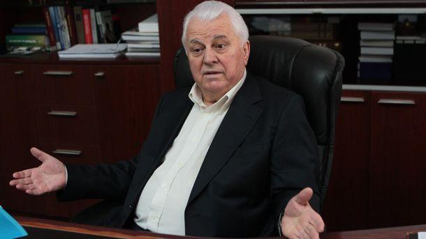 Кравчук выступил против восстановления ядерного оружия