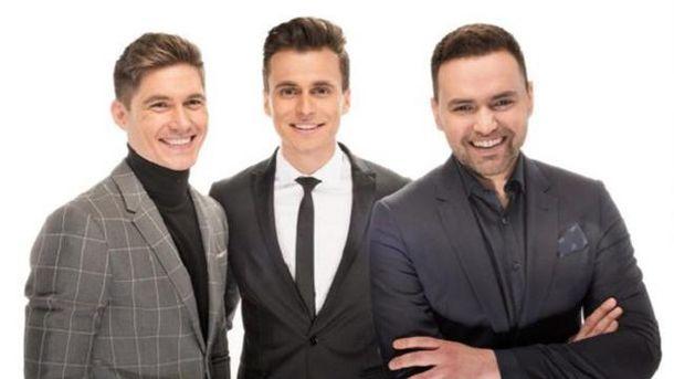 Ведущими «Евровидения» станут трое мужчин