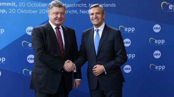 Кандидат впремьеры Нидерландов: Явыбросилбы Соглашение Украина-ЕС вмусорку