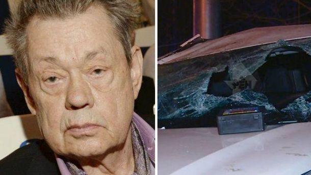Російського актора Караченцова госпіталізовано після жахливої ДТП