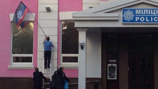 Аброськин обнародовал фото правоохранителей, перешедших насторону «ДНР»