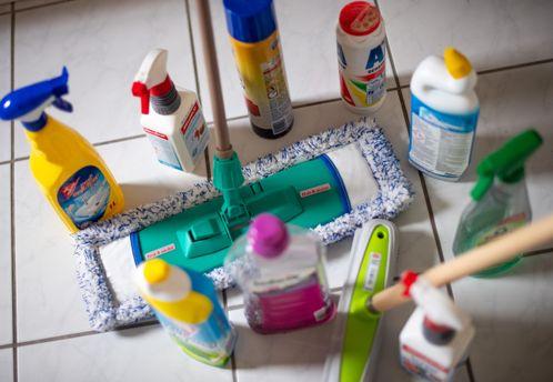 Як часто потрібно прибирати вдома: пізнавальна інфографіка
