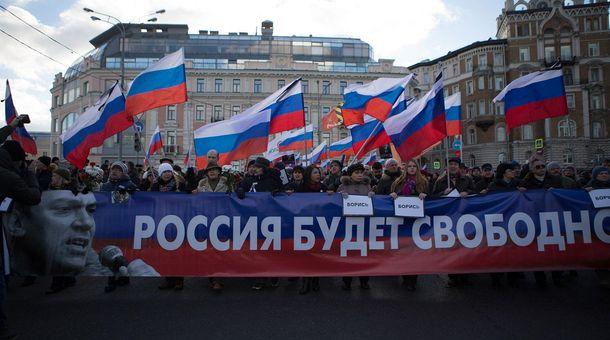 Россияне ждут помощи от Украины