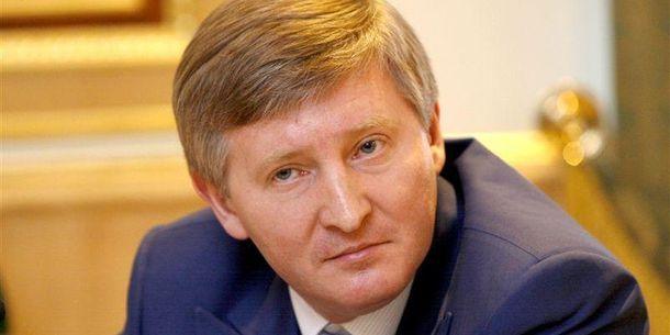 Олігарх Рінат Ахметов