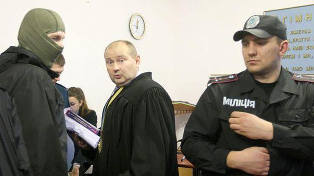 ВМолдове задержали украинского судью, объявленного врозыск
