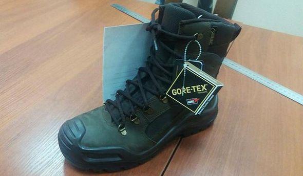 Нове взуття для бійців ЗСУ