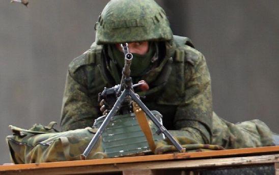 Один украинский боец умер, восемь получили ранения,— пресс-служба штаба АТ ...