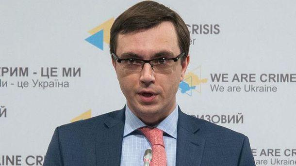 И. о. замглавы «Укравтодора» уволен после видеозаписи его переговоров