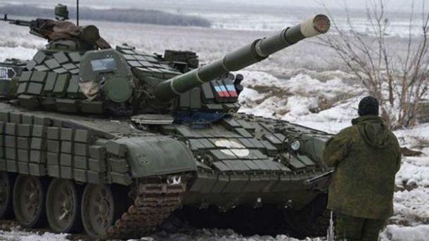 За прошедшие сутки загиув один украинский военный— Штаб АТО