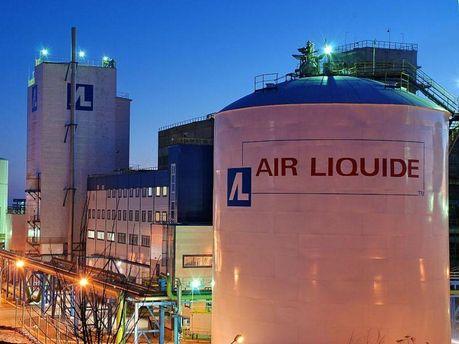 Глава Федерации металлургов прокомментировал уход французской Air Liquide изУкраины