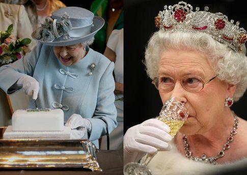 Що їсть королева Великобританії