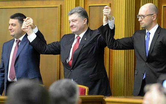 Саакашвили увидел себя вчисле «отцов-основателей» Украинского государства