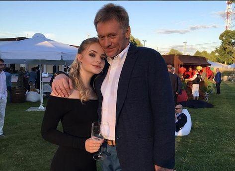 Дочь Пескова поведала о«тяжелой» допутинской жизни отца