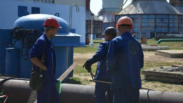 Два химзавода Фирташа остановились из-за нехватки газа вУкраинском государстве