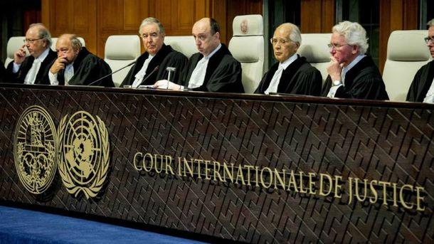Международный суд ООН вГааге завершил слушания поиску Украины к РФ