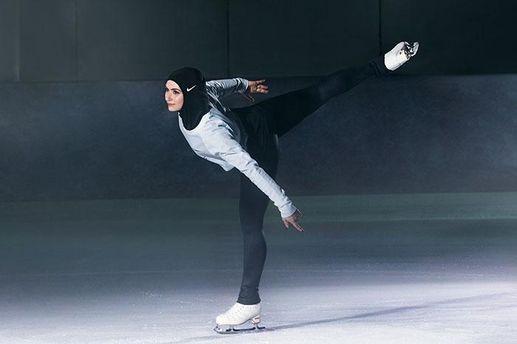 Спортивные хиджабы