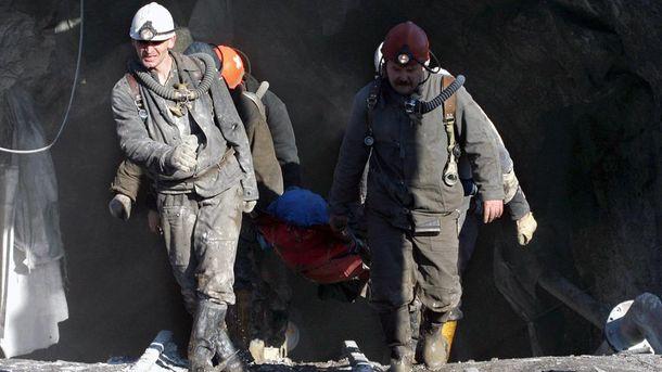 Напогибшего вТорецке шахтера было выброшено 20 тонн угля— Волынец