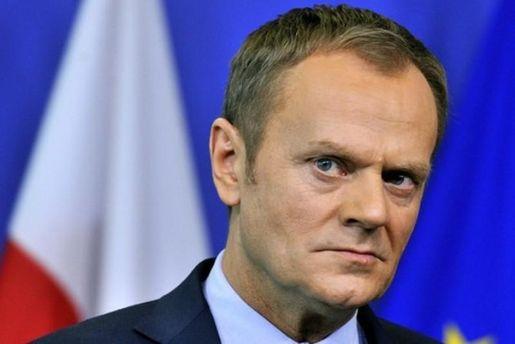 Польский премьер предложила нового кандидата напост руководителя Евросовета