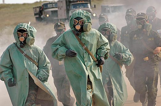 ВООН предупреждают обопасности химической катастрофы вДонбассе