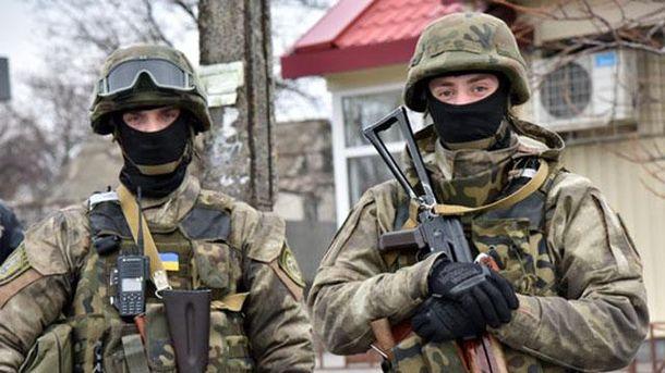 Луганская полиция перешла наусиленный режим работы из-за вероятных терактов боевиков